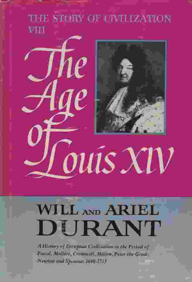 Image for THE AGE OF LOUIS XIV