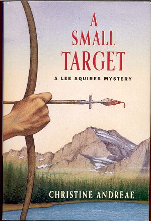 Image for A SMALL TARGET