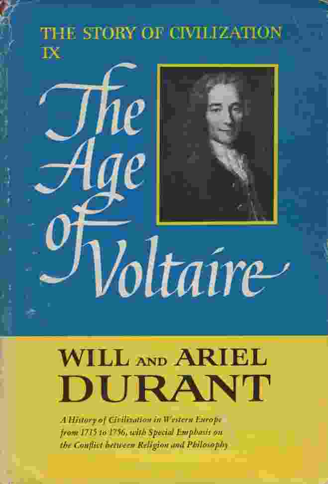 Image for THE AGE OF VOLTAIRE