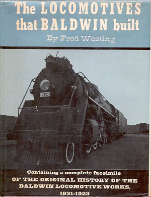 Image for THE LOCOMOTIVES THAT BALDWIN BUILT