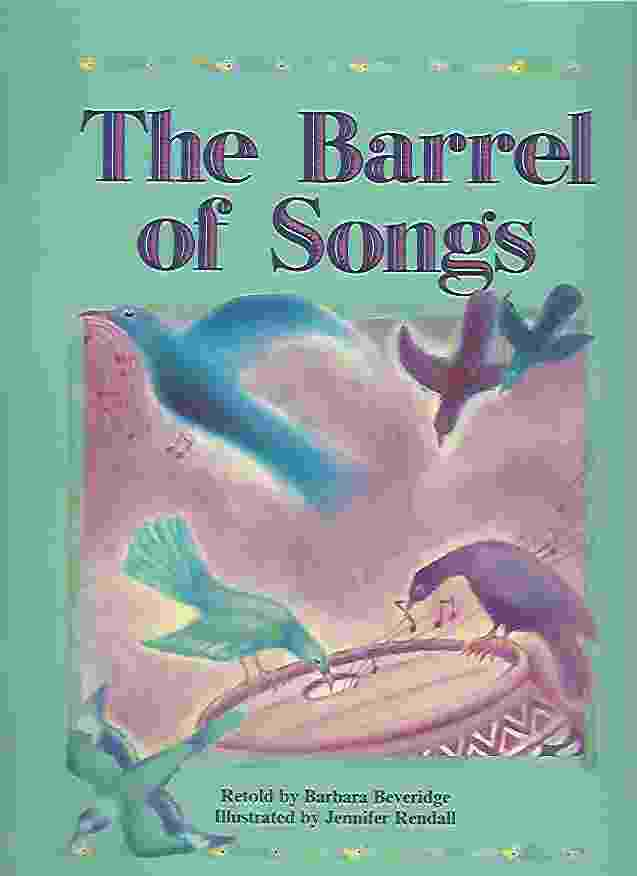 Image for THE BARRELL OF SONGS