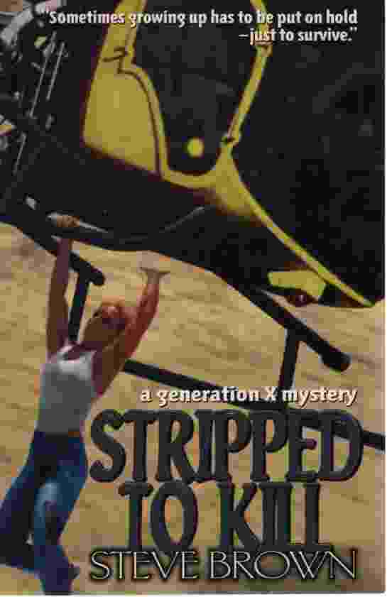 Image for STRIPPED TO KILL
