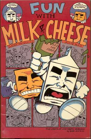 Image for FUN WITH MILK & CHEESE