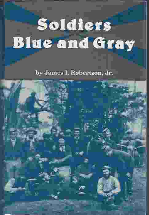 Image for SOLDIERS BLUE AND GRAY