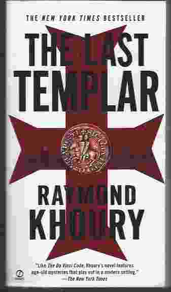 Image for THE LAST TEMPLAR [TALL PB]