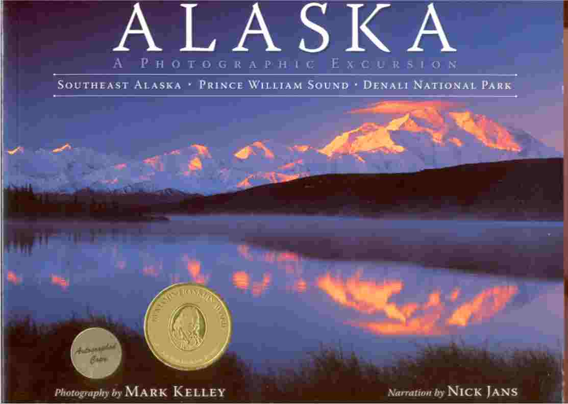 Image for ALASKA: A PHOTOGRAPHIC EXCURSION