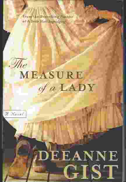 Image for THE MEASURE OF A LADY