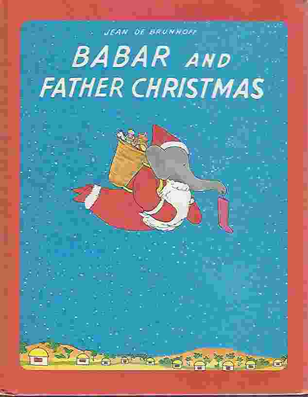 Image for BABAR AND FATHER CHRISTMAS