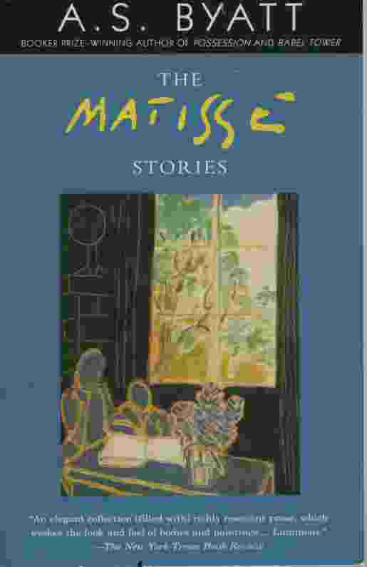 Image for THE MATISSE STORIES