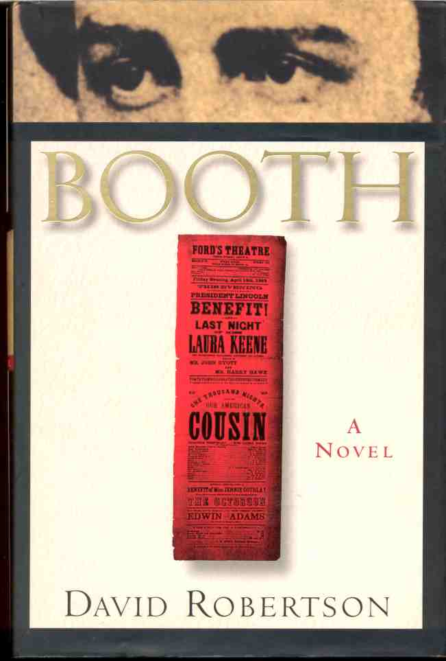Image for BOOTH  A Novel