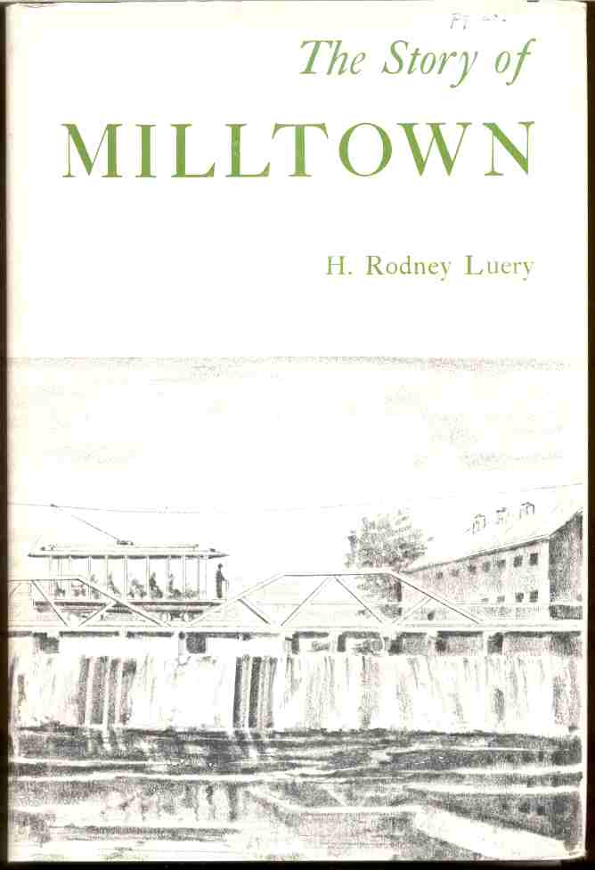 Image for THE STORY OF MILLTOWN