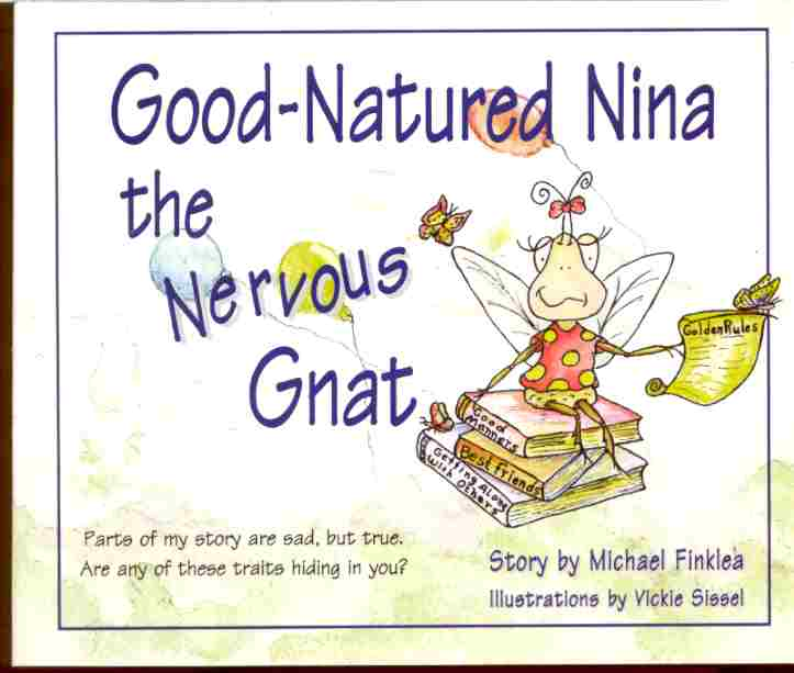 Image for GOOD-NATURED NINA THE NERVOUS GNAT