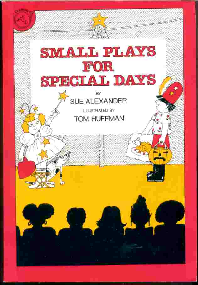 Image for SMALL PLAYS FOR SPECIAL DAYS