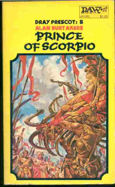 Image for PRINCE OF SCORPIO