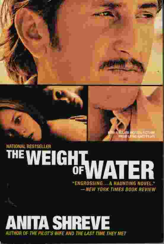 Image for THE WEIGHT OF WATER [MOVIE TIE-IN EDITION]