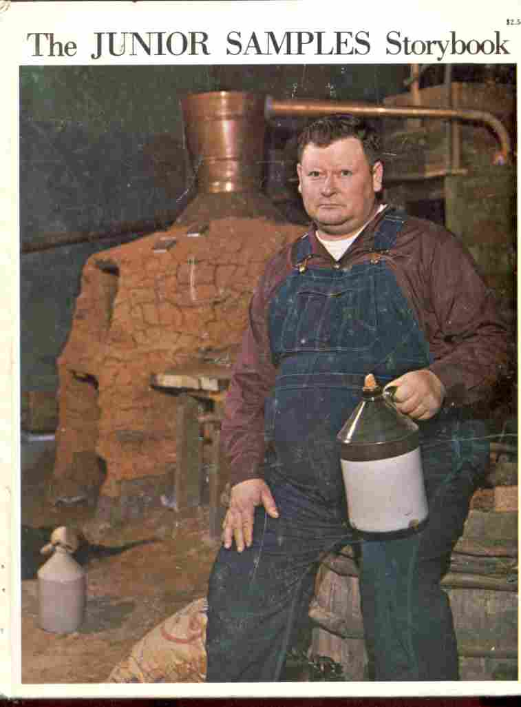 Image for THE JUNIOR SAMPLES STORYBOOK