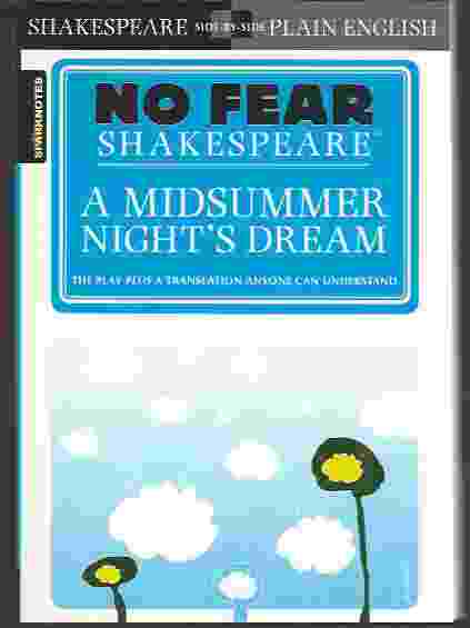 Image for A MIDSUMMER NIGHT'S DREAM [NO FEAR]