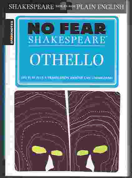 Image for OTHELLO [NO FEAR]