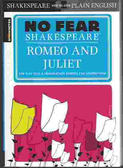 Image for ROMEO AND JULIET [NO FEAR]