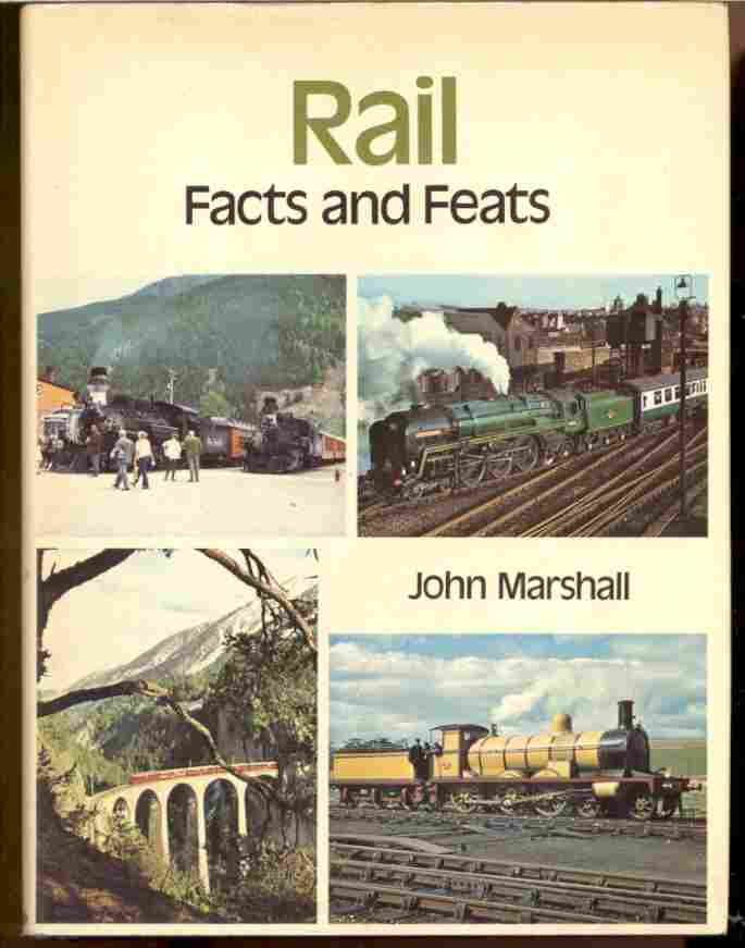 Image for RAIL FACTS AND FEATS