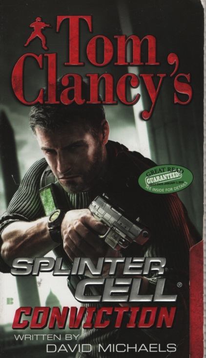 Image for SPLINTER CELL: CONVICTION [TALL PB]