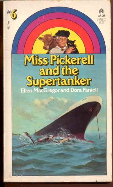 Image for MISS PICKERELL AND THE SUPERTANKER