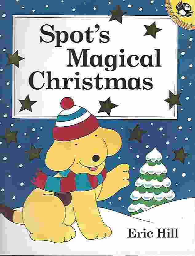 Image for SPOT'S MAGICAL CHRISTMAS STORYBOOK