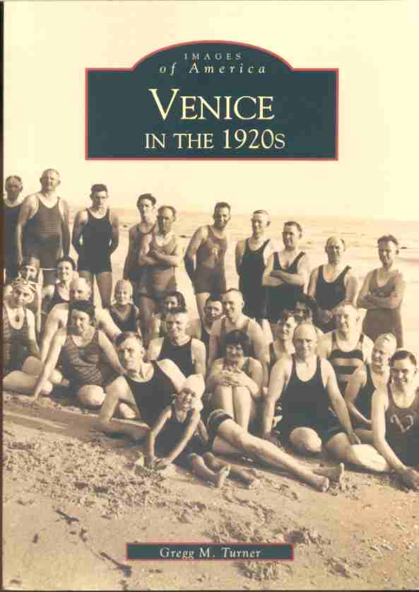 Image for VENICE IN THE 1920S