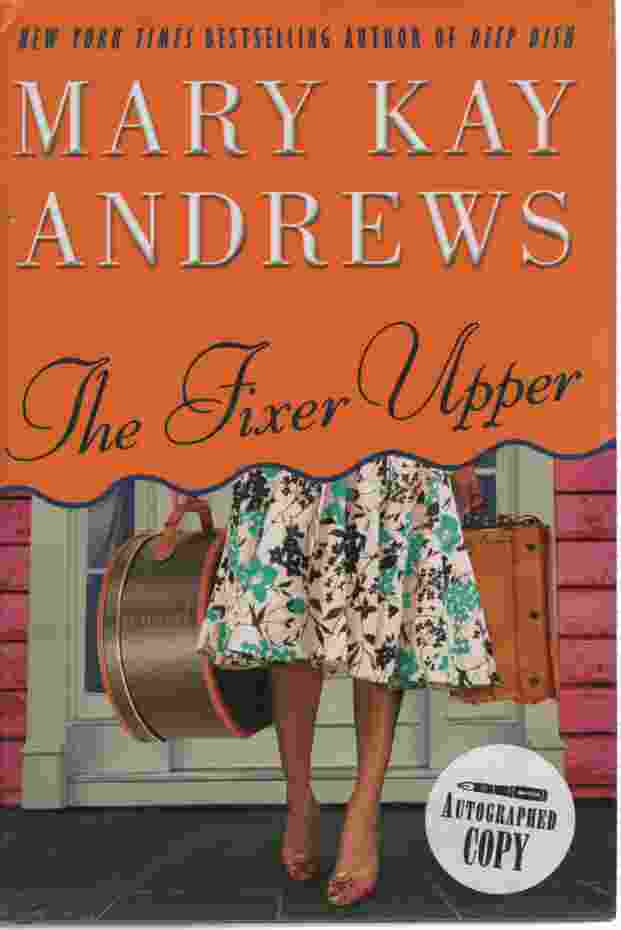Image for THE FIXER UPPER [SIGNED]  A Novel
