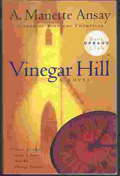 Image for VINEGAR HILL