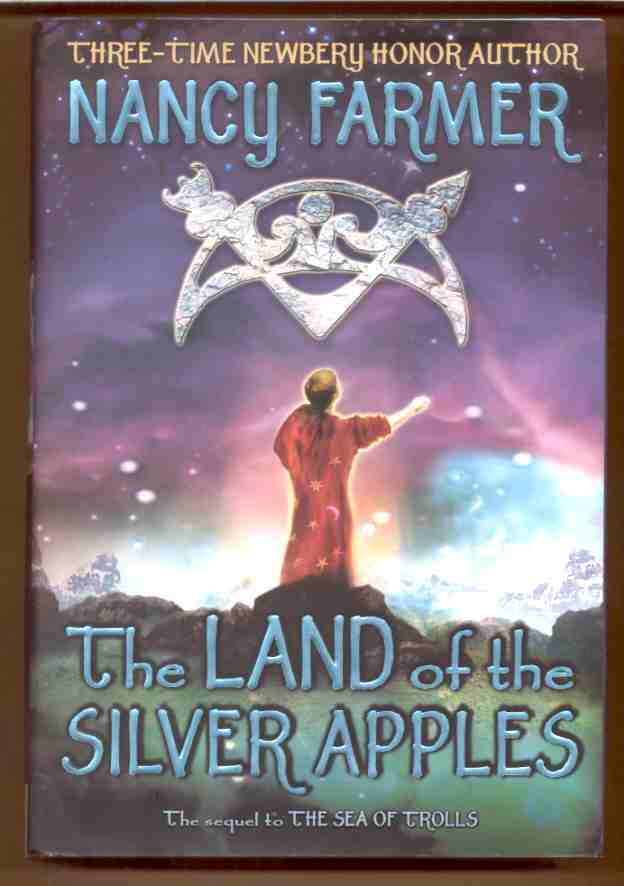 Image for THE LAND OF THE SILVER APPLES