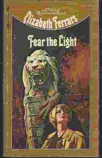 Image for FEAR THE LIGHT