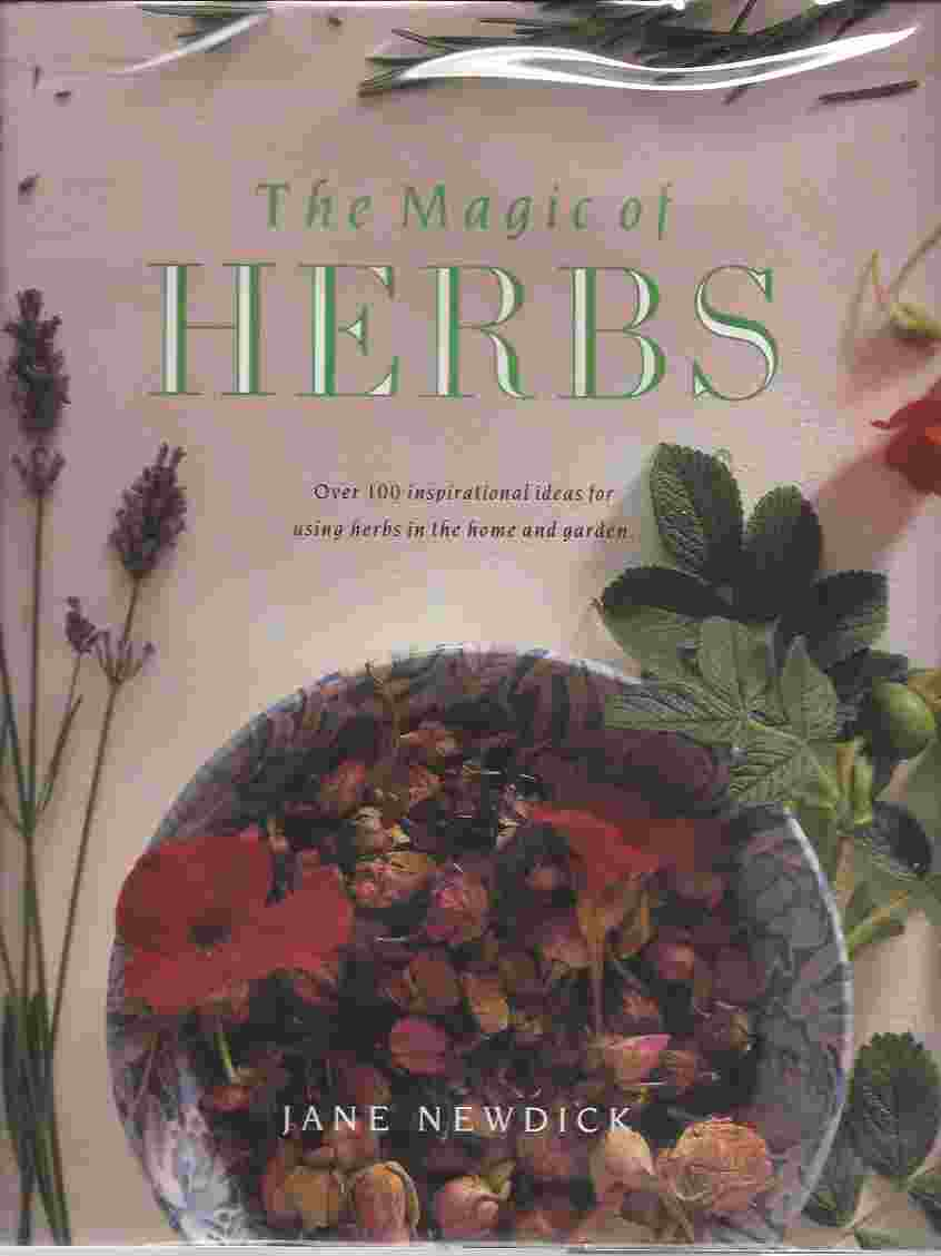 Image for THE MAGIC OF HERBS