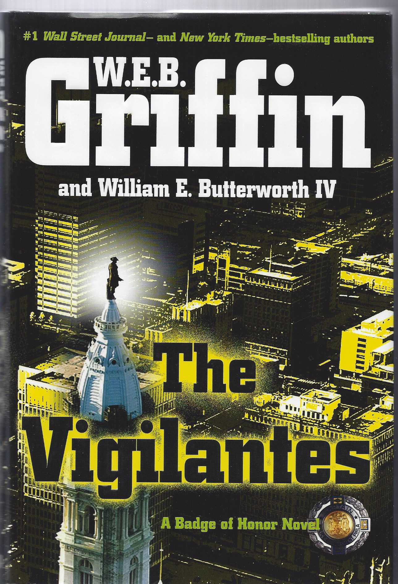 Image for THE VIGILANTES