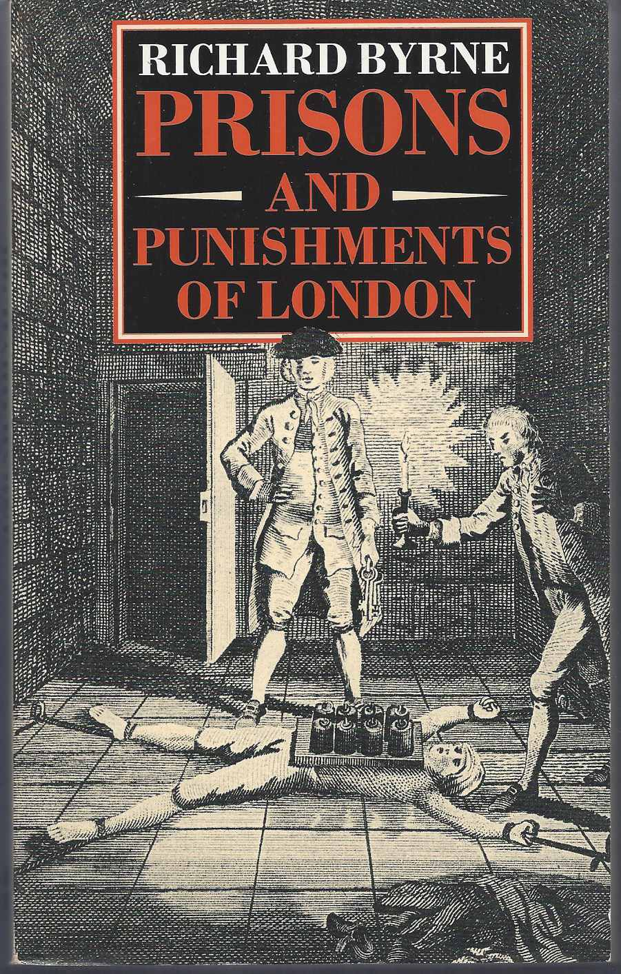 Image for PRISONS AND PUNISHMENTS OF LONDON