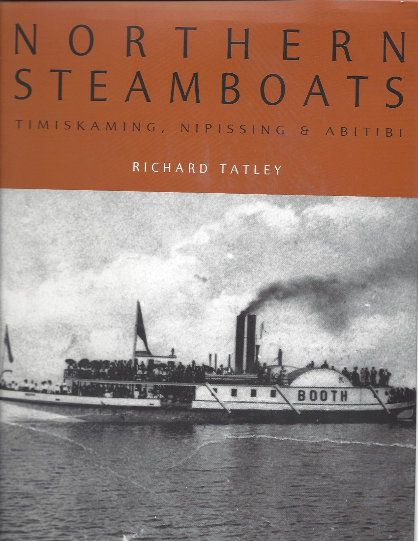 Image for NORTHERN STEAMBOATS Timiskaming, Nipissing & Abitibi