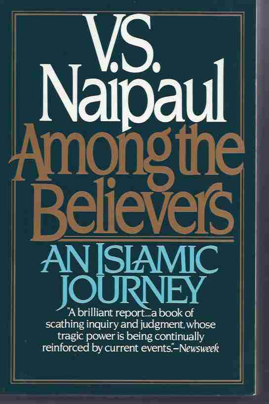 Image for AMONG THE BELIEVERS  An Islamic Journey