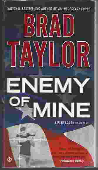 Image for ENEMY OF MINE [TALL PB]
