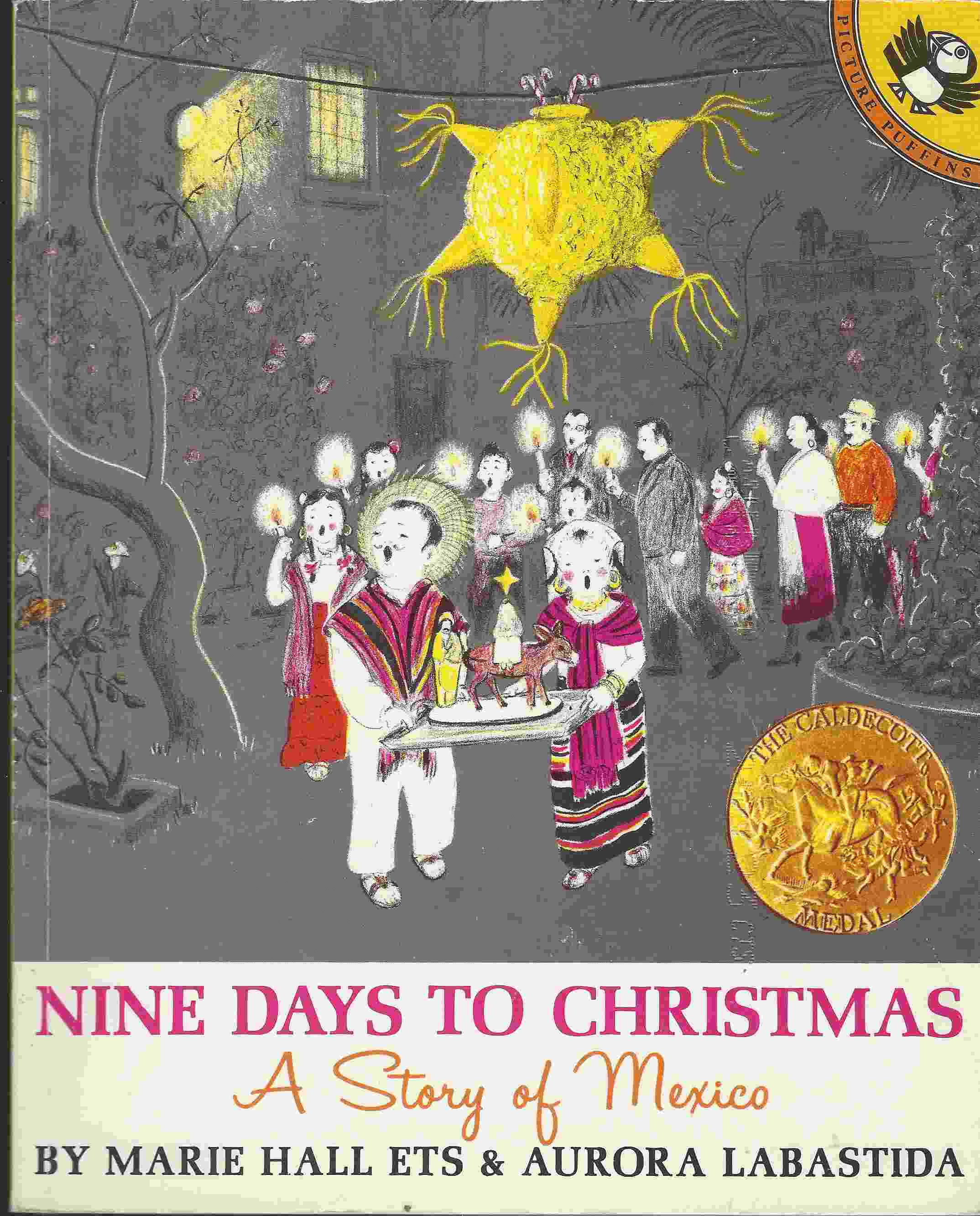 Image for NINE DAYS TO CHRISTMAS  A Story of Mexico