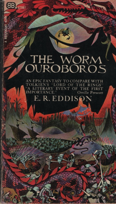Image for THE WORM OUROBOROS