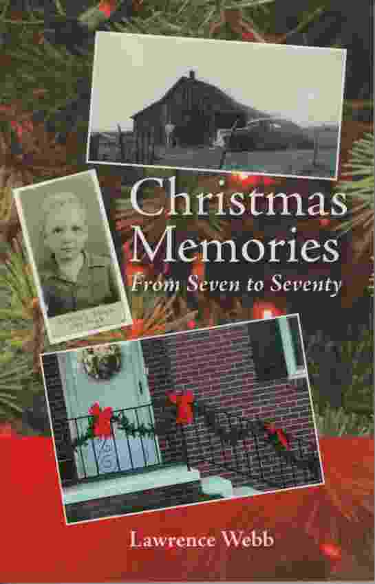 Image for CHRISTMAS MEMORIES, FROM SEVEN TO SEVENTY
