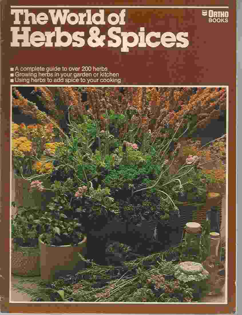 Image for THE WORLD OF HERBS AND SPICES