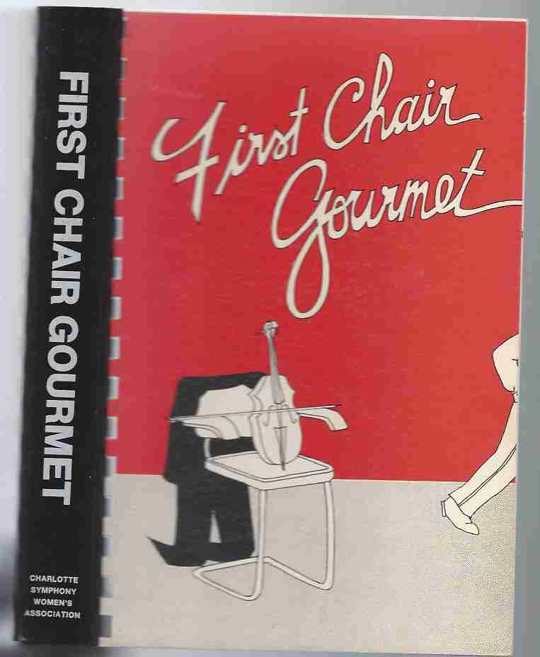 Image for FIRST CHAIR GOURMET