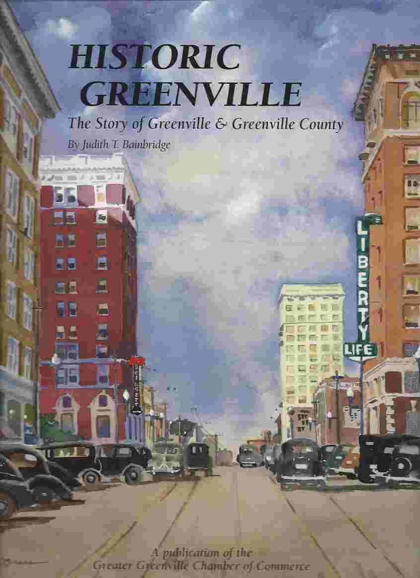 Image for HISTORIC GREENVILLE