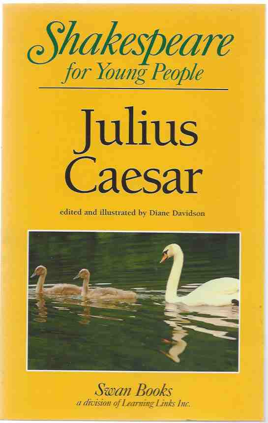 Image for SHAKESPEARE FOR YOUNG PEOPLE: JULIUS CAESAR