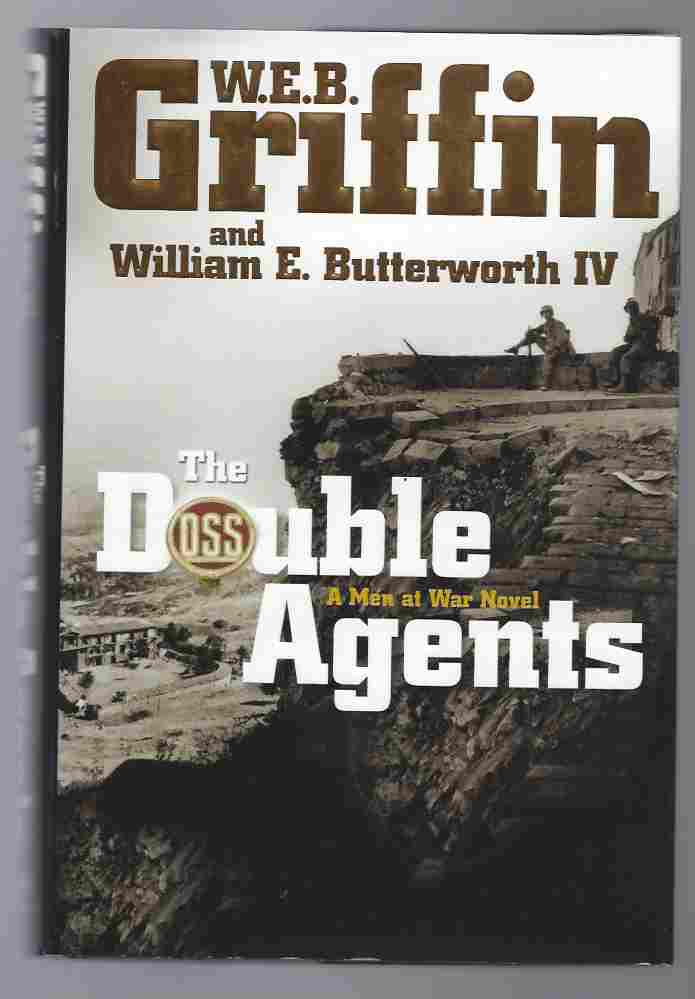 Image for THE DOUBLE AGENTS