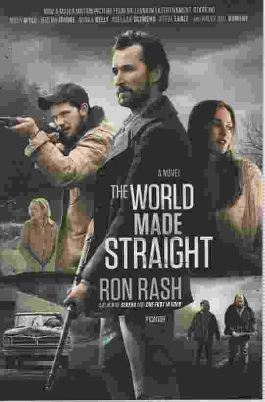 Image for THE WORLD MADE STRAIGHT [movie tie-in]  A Novel