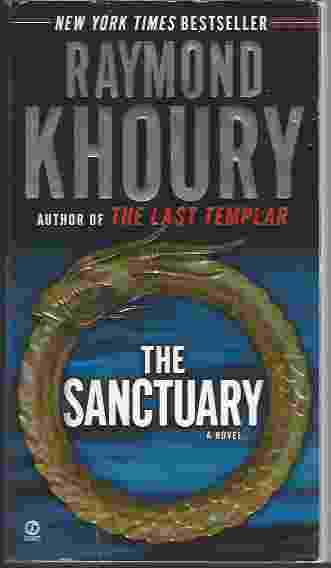 Image for THE SANCTUARY [TALL PB]  A Novel