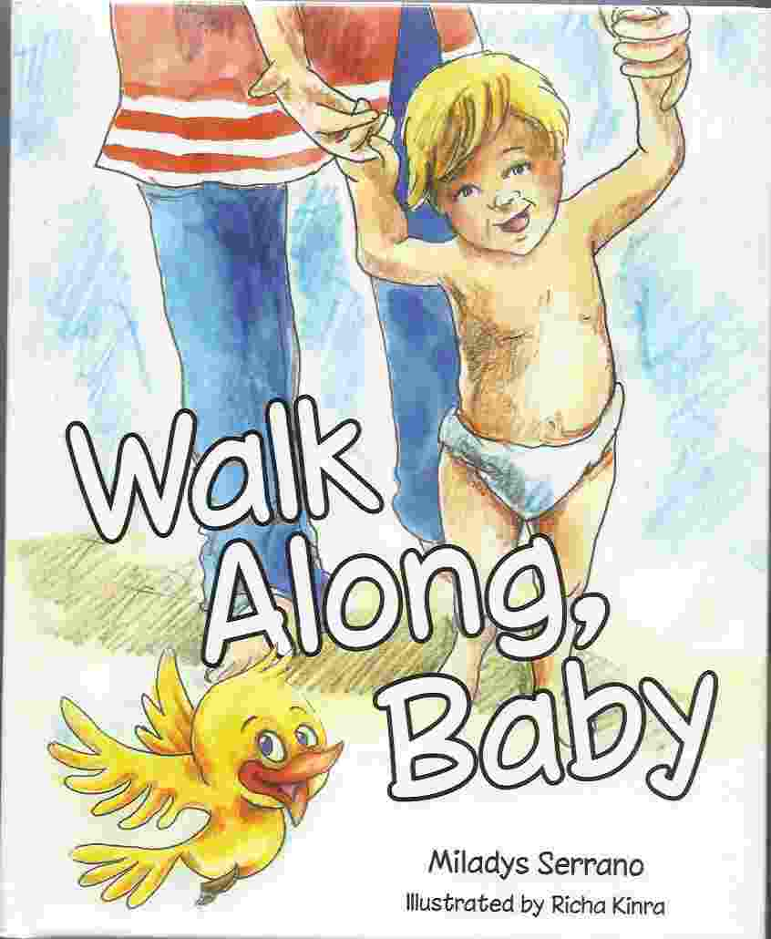 Image for WALK ALONG, BABY