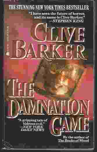 Image for THE DAMNATION GAME